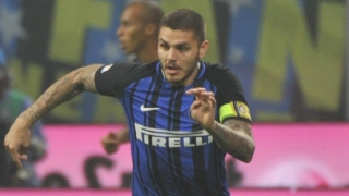 Inter Milan chief Ausilio confident Icardi happy where he is