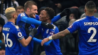 ​DONE DEAL: Loan move to Scunthorpe for Leicester striker Thomas