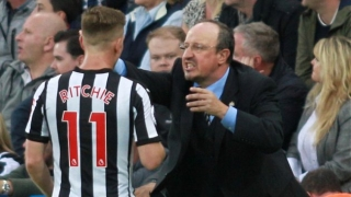 Newcastle manager Benitez: Clubs had 'massive advantage' over us