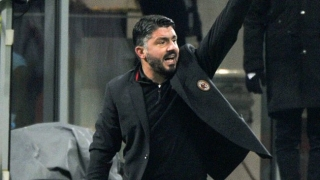 AC Milan coach Gattuso: 2 smacks in the face, but we're not dead