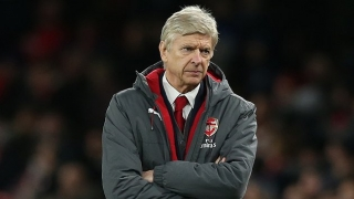 Ibrahimovic: AC Milan challenge too much for Wenger