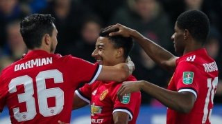 ​Man Utd youngster Redmond returns from Scunthorpe loan