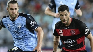 A-LEAGUE PRESS REWIND - ROUND 10: Aston Villa striker McCormack shines; Sydney FC dominate WSW; Milligan's stunner for Victory;