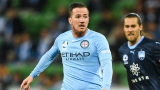 LIVE FROM MELBOURNE: McCormack scores twice to help Melb City defeat Wellington