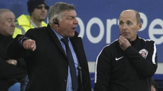 ​Everton boss Allardyce: We're running on empty