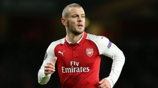Wolves in the hunt for released Arsenal midfielder Jack Wilshere
