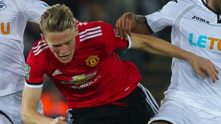 Man Utd kid McTominay: I'm always learning from senior players on and off pitch