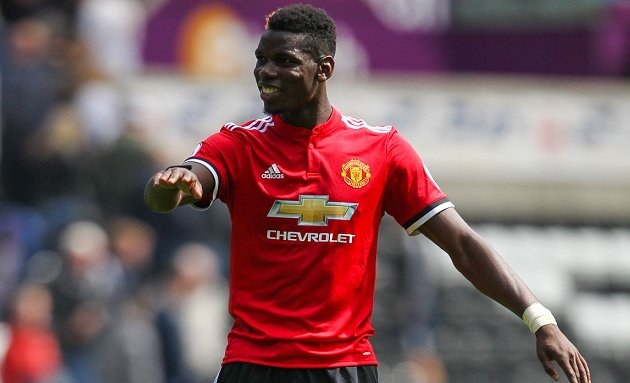 Juventus working with Raiola to bring Pogba back from Man Utd