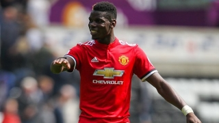 Really? Pogba returned to Man Utd training on Sunday