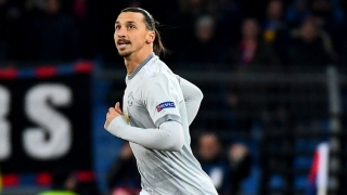 LA Galaxy striker Zlatan Ibrahimovic cools Man Utd return talk