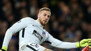 Atletico Madrid keeper Jan Oblak satisfied with derby point