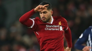 Emre Can admits plans to fulfill Liverpool contract
