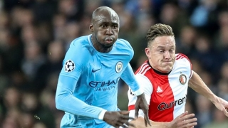 Man City boss Guardiola explains U-turn for wantaway Mangala