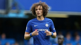 Chelsea boss Conte holds crunch talks with David Luiz, but...