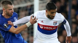 Arsenal see off Barcelona in battle for Lyon midfielder Nabil Fekir