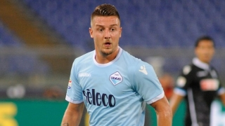 Lazio midfielder Milinkovic-Savic: Juventus interest makes me smile