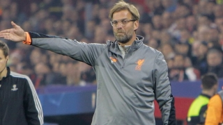 Liverpool boss Klopp only thinking of Lallana stay