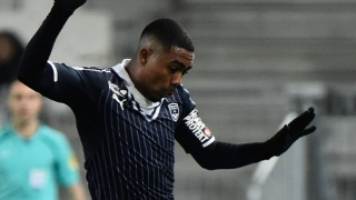 Bordeaux attacker Malcom encourages Spurs push: England a dream