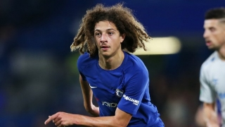 Giggs blows fuse over 'cheap shot' on Chelsea whiz Ampadu
