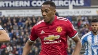 Juventus discussing personal terms with Man Utd attacker Martial
