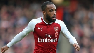 ​Arsenal manager Wenger coy on Lacazette, Cech and Ospina selection