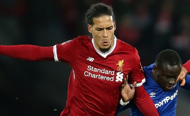 Liverpool defender Van Dijk: Real Madrid won't know what's hit 'em
