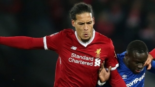Van Dijk reveals Liverpool hero's influence on taking No4 shirt; talks up teammate Salah