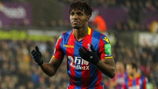 Crystal Palace teammates urging Wilfried Zaha to stay