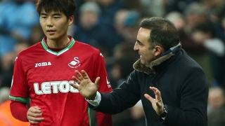 Carvalhal praises 'London traffic' Swansea for stopping 'Formula 1 car' Liverpool