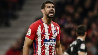 Atletico Madrid striker Diego Costa: Referees targeting me