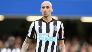 Newcastle boss Benitez gives positive Shelvey, Ritchie update