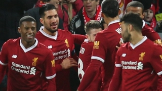 ​Liverpool defender Gomez not concerned with Firmino no-look goals