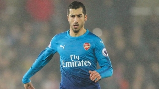​Arsenal star Mkhitaryan let slip Ibrahimovic destination on social media