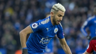 Man City have Plan B if Leicester refuse to drop Mahrez price
