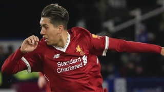 Liverpool attacker Firmino: We can only be happy now by winning Champions League