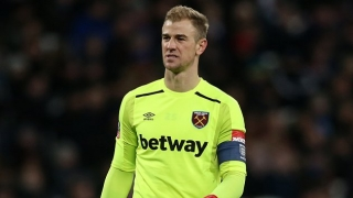 ​Dyche: Burnley keeper Hart can return to Man City with head held high