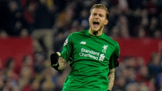 Liverpool keeper Karius slammed for social media use: 'He thinks that's more important'