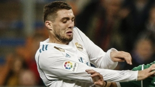 Man City eyeing Real Madrid midfielder Mateo Kovacic