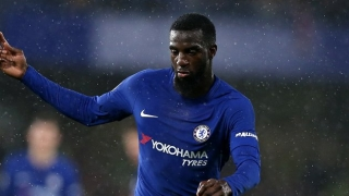 Chelsea midfielder Bakayoko: I joined AC Milan to give myself...
