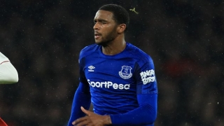 Everton future of Cuco Martina remains clouded