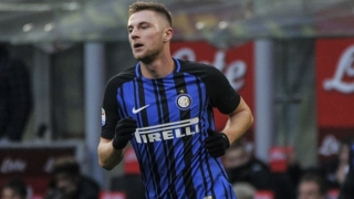 Inter Milan defender Milan Skriniar shuts down Man Utd, Man City talk