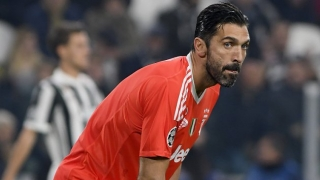 Juventus captain Gigi Buffon happy to accept Italy call