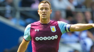 Aston Villa manager Bruce hoping Terry will stay