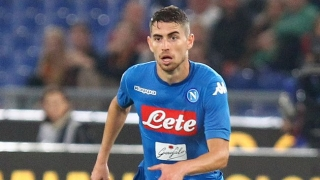 Napoli ace Jorginho drops huge Liverpool transfer hint on social media