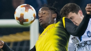 BVB striker Batshuayi claims racial abuse from Atalanta fans