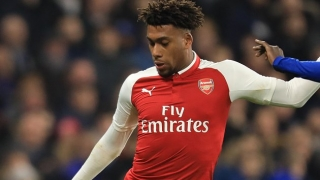 Iwobi inks new Arsenal deal