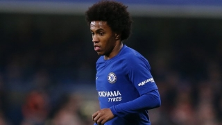 Chelsea midfielder Willian: We can beat Barcelona