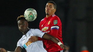 Man Utd defender Smalling letting his football convince Southgate