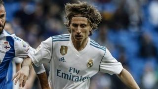 Real Madrid midfielder Modric: I'd like to win Ballon d'Or