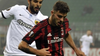 AC Milan striker Cutrone buzzing after Roma win